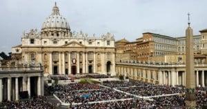 Vatikanet i Roma.