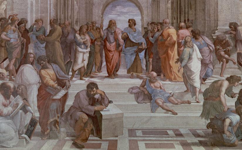 Kunst og litteratur i Antikken
